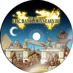 EBF3 music disc