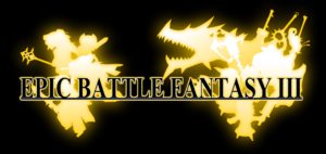 Epic Battle Fantasy 3 Title