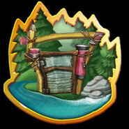 The Adventurous Life Pin