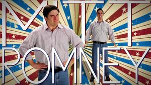 Mitt Romney Title Card