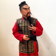 Sun Tzu Behind The Scenes