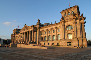 Reichstag Building Based On