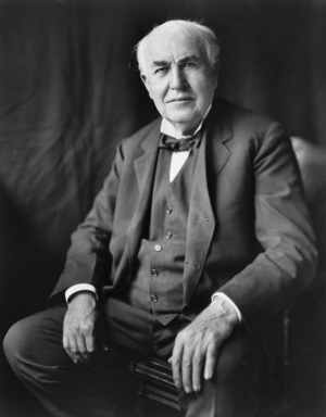 Thomas Edison Based On