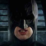 Batman In Battle
