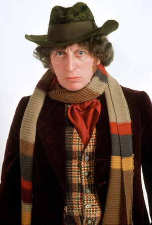 Fourth Doctor Based On