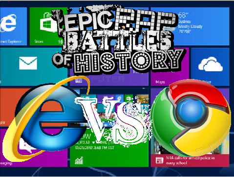 Image - Internet explorer vs google chrome.png | Epic Rap Battles ...