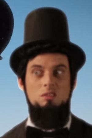 Abe Lincoln Cameo Hitler vs Vader 3