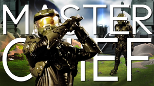 Master Chief Title Card