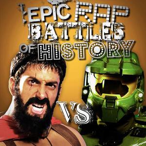 Epic vs history leonidas. battles chief of download master rap