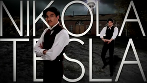 Nikola Tesla Title Card