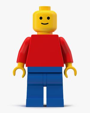 Lego Minifigures Based On