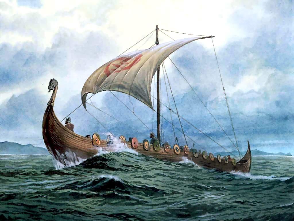 Thor's Viking Ship | Epic Rap Battles of History Wiki | Fandom ...