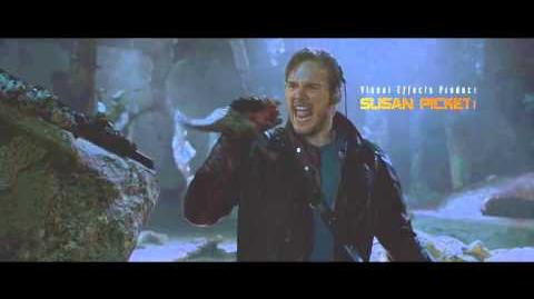 Guardians of the Galaxy - Come and get your love - dance scene -HQ-