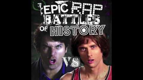 Bruce Banner vs Bruce Jenner. Epic Rap Battles of History Season 5 (Audio)