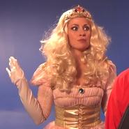 Princess Peach Behind the Scenes