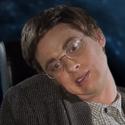 Pete as Hawking