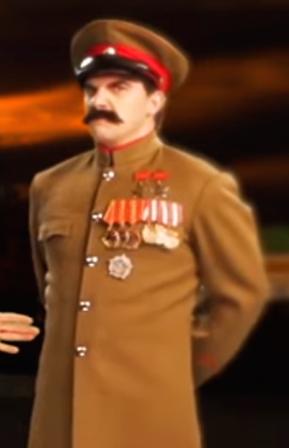 Joseph Stalin Cameo
