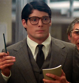 Clark Kent Based On