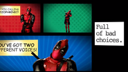 Deadpool Comic Book