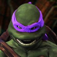 Donatello (Turtle) In Battle
