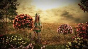 Garden of Eden Eve Side