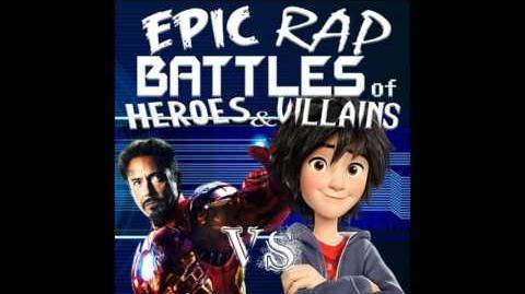 Hiro Hamada vs Tony Stark