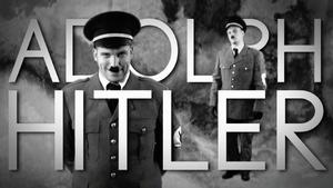 Adolf Hitler Title Card 1