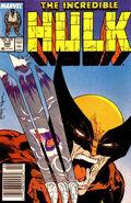 A Hulk wolverine comic cover