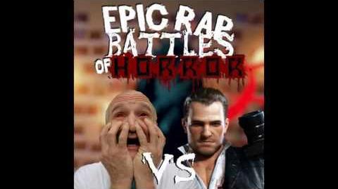 Sy vs Frank West Instrumental. Epic Rap Battles of Horror Season 5