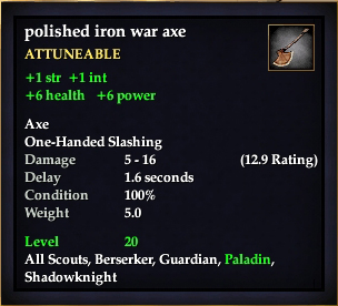 File:Polished iron war axe.jpg