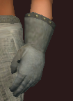 Grey Gloves of the Far Seas Traders (Equipped)