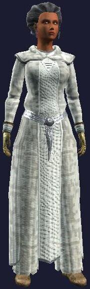 Concordium student's ceremonial (female)