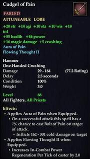 Cudgel of Pain