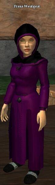 Fresa Wealgear