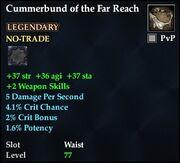 Cummerbund of the Far Reach