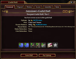 Guild-hall-upkeep-pay