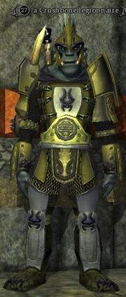 A Crushbone legionnaire
