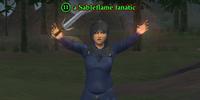 A Sableflame fanatic