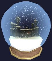 The Everling Snowglobe (Visible)