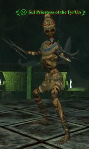 Sul Priestess of the Fyr'Un