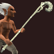 Rod of the Sedulous (Equipped)