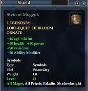 Stein of Moggok