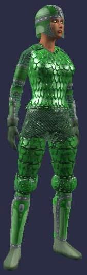 Emerald Hide (female)