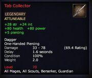 Tab Collector