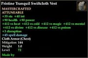Tranquil Swiftcloth Vest