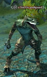 A Tsol Ew gruffguard