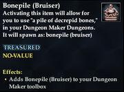 Bonepile (Bruiser)
