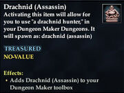 Drachnid (Assassin)
