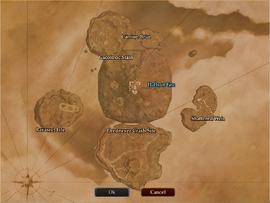 Bonemire Map by Cloud