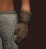 Infused Beguiler's Gloves (Equipped)